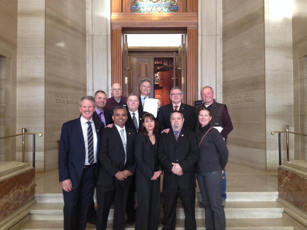Grande victoire pour l'AMPMQ le 16 janvier 2015, lorsque la Cour Suprême du Canada a rendu un jugement qui reconnait le rôle de l'AMPMQ en tant que représentant de la majorité des membres du Québec et les membres francophones à travers le Canada.